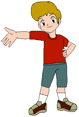 Chad (Pamela and Chad's Awesome Adventures)