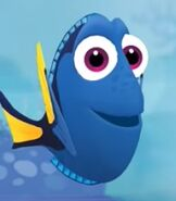 Dory in Finding Dory - Just Keep Swimming