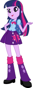 Equestria girls twilight sparkle vector by sugar loop d9olw55-fullview