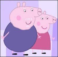 Granny Pig and Grandpa Pig