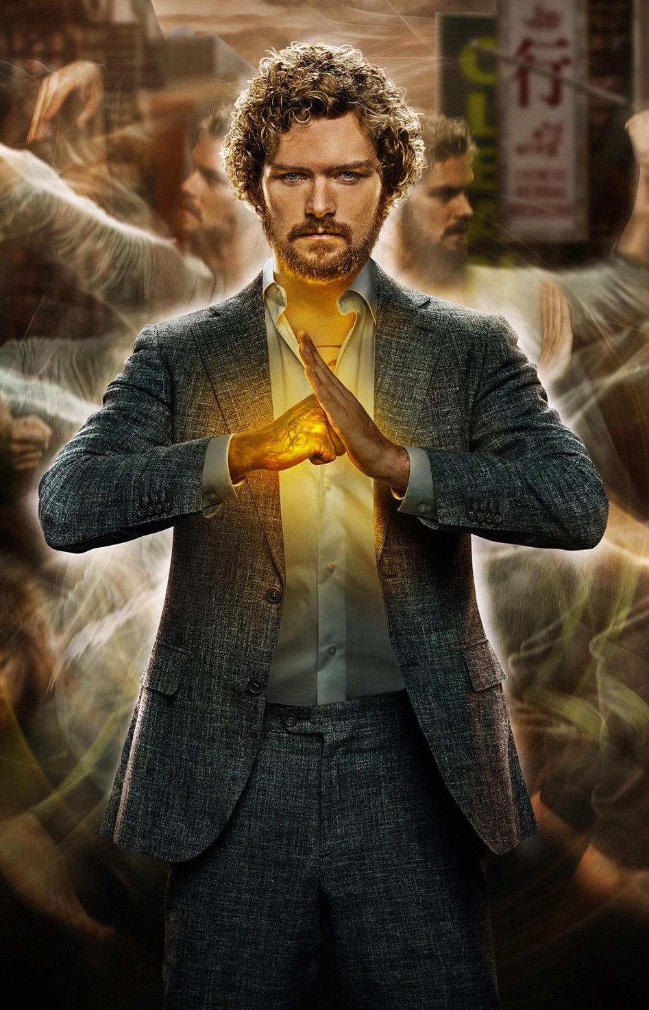 Danny Rand/Iron Fist