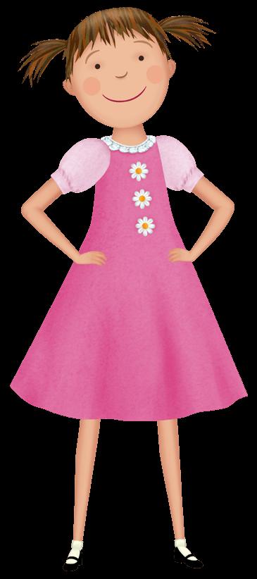 Pinkalicious in Wonderland