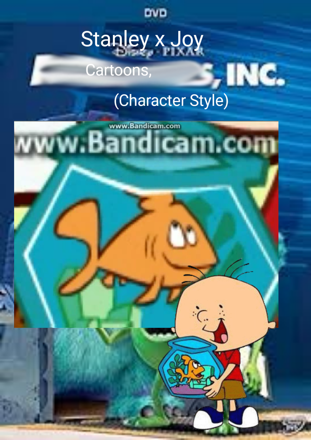 Cartoons, Inc. (Stanley x Joy Style)