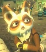 Shifu in Kung Fu Panda (Video Game)
