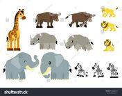 Stock-vector-african-animals-vector-containing-lion-zebra-rhinoceros-giraffe-african-buffalo-and-elephant-306233120 (1)
