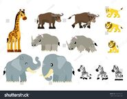 Stock-vector-african-animals-vector-containing-lion-zebra-rhinoceros-giraffe-african-buffalo-and-elephant-306233120 (1)