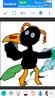 Toucan Eliza THberry