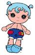 Baby Marina Anchors