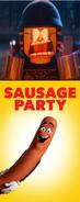 Bad Cop Hates Sausage Party (2016)