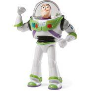 Buzz Lightyear as donald