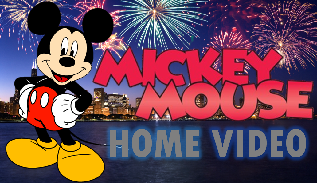 Mickey Mouse Home Video