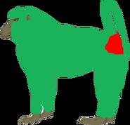 Redtailbutt
