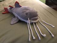 Scram the Redtail Catfish