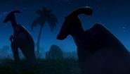 TGD Parasaurolophus