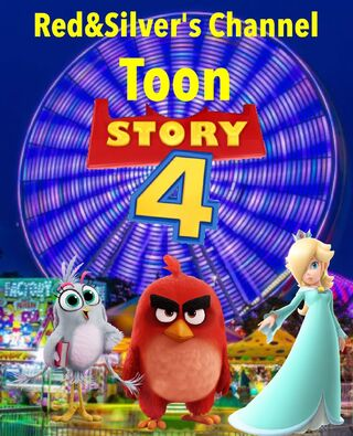 Toon Story 4 (2019; Red&Silver's Channel) Movie Poster.jpeg