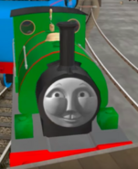 Wallace (Tank Engine)