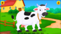 Animal Sounds Song Cow
