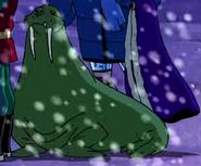 Beast Boy as Walrus