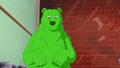 Beast Boy as a Bear