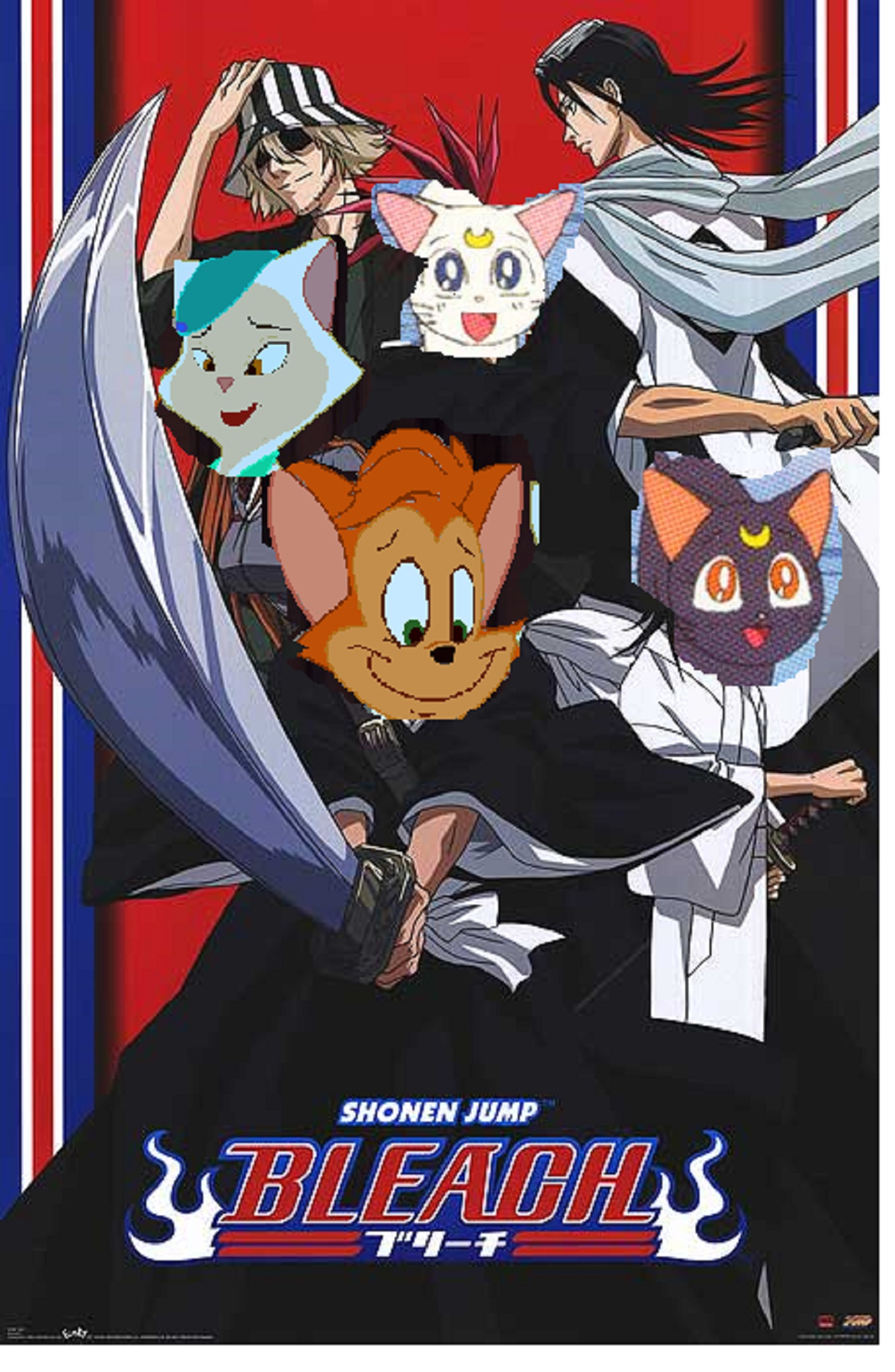 Bleach (397Movies Animal Style)