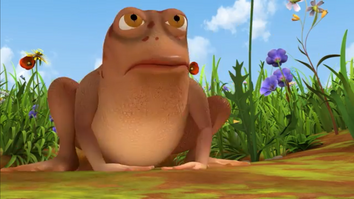 Brown Frog (Maya the Bee).png