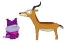Chowder meets Impala