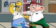 Homer vs. Peter (2021)