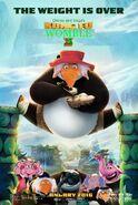 Kung Fun Womble 3 Poster