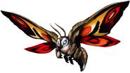 Mothra fan art