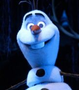 Olaf in Frozen Ever After