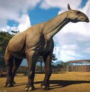 PK Paraceratherium