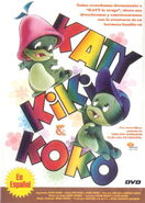 Portada dvd de katy kiki y koko by thefishman-d5xrczc