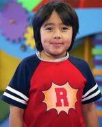 Ryan Kaji from Ryan's Mystery Playdate