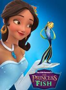 The Princess and the Fish (2009) Poster