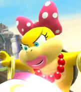 Wendy O. Koopa in Super Smash Bros. for Wii-U and 3DS