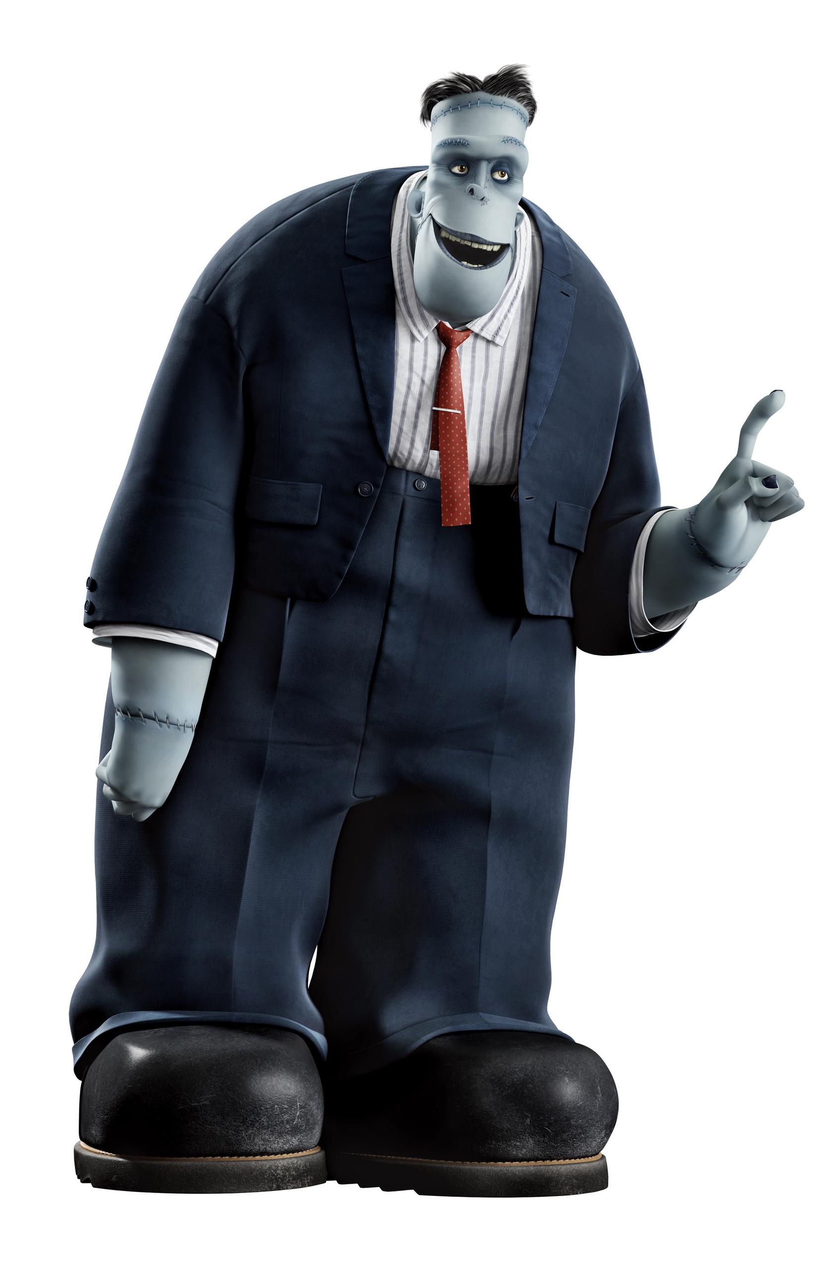 Frank Frankenstein
