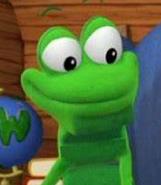 Frog word world