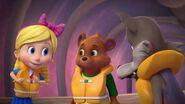 Goldie, Bear and Big Bad