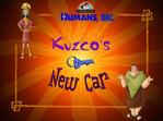 Kuzco's New Car (Mike's New Car) Parody Title Card