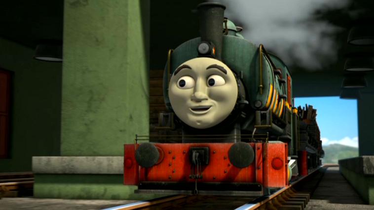 Porter the Dockside Engine