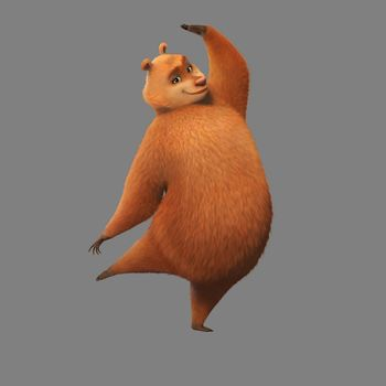 The Many Adventures of Ursa the Bear