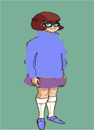 Velma as jeanette both smart