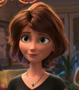 Aunt Cass Hamada in Big Hero 6