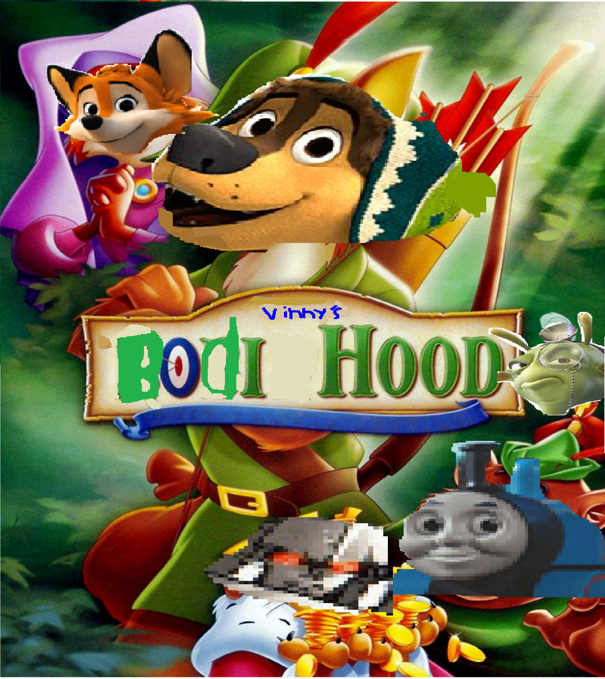 Bodi Hood