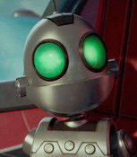 Clank in Ratchet & Clank (2016 Film)