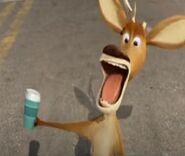 Elliot the Deer Screaming