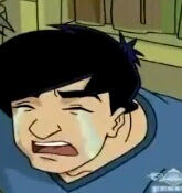 Jackie Chan Crying
