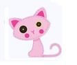 Jewel Sparkles' Pet Cat