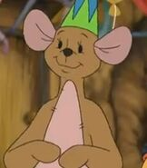Kanga in Winnie The Pooh A Very Merry Pooh Year