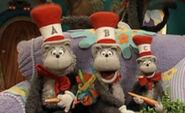Little Cats in The Wubbulous World of Dr Seuss